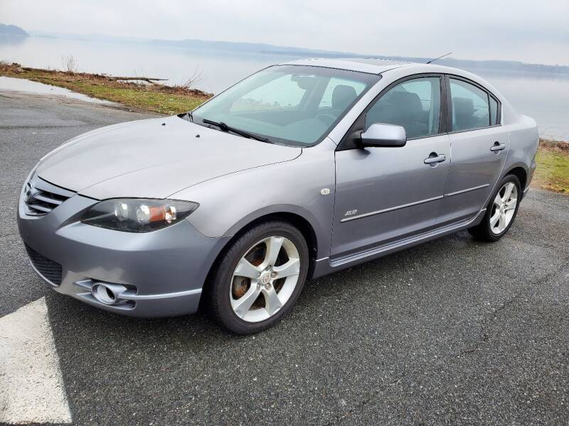 2005 Mazda MAZDA3 for sale at Bowles Auto Sales in Wrightsville PA