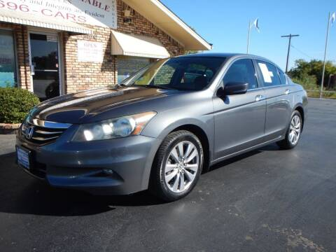 2011 Honda Accord for sale at Browning's Reliable Cars & Trucks in Wichita Falls TX
