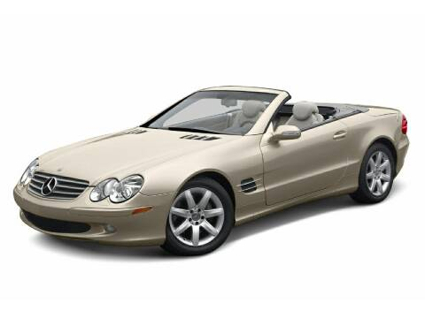 2003 Mercedes-Benz SL-Class for sale at St. Croix Classics in Lakeland MN