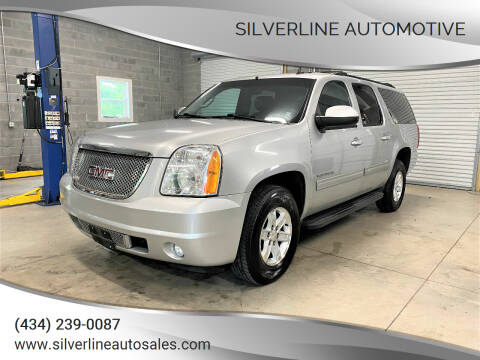 2013 GMC Yukon XL for sale at Silverline Automotive in Lynchburg VA