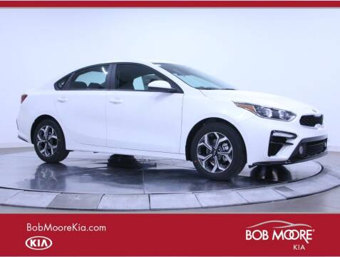 2021 Kia Forte for sale at Bob Moore Kia in Oklahoma City OK