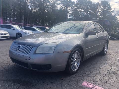 2008 Mercury Milan for sale at Fast and Friendly Auto Sales LLC in Decatur GA
