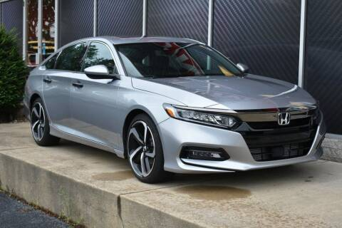 2020 Honda Accord for sale at Alfa Romeo & Fiat of Strongsville in Strongsville OH