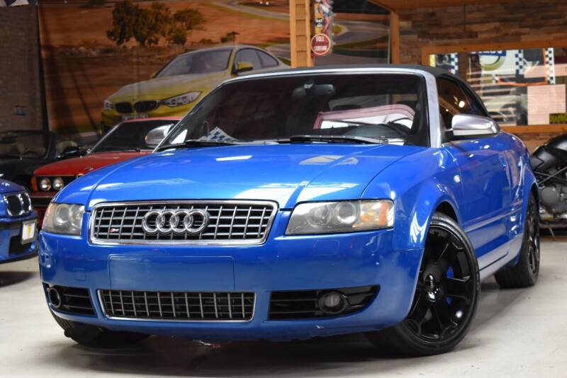 2005 Audi S4 for sale at Chicago Cars US in Summit IL
