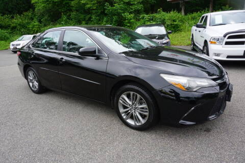 2016 Toyota Camry for sale at Bloom Auto in Ledgewood NJ