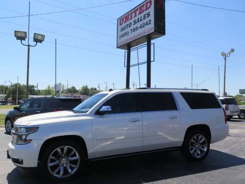 2015 Chevrolet Suburban for sale at United Auto Sales in Oklahoma City OK
