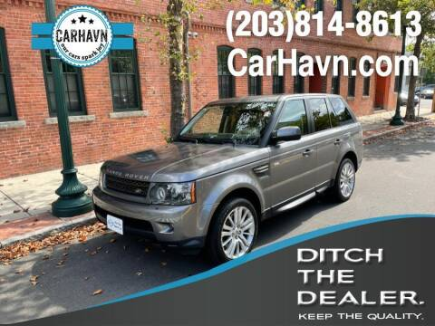 2010 Land Rover Range Rover Sport for sale at CarHavn in New Haven CT