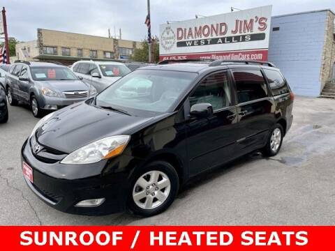 2009 Toyota Sienna for sale at Diamond Jim's West Allis in West Allis WI