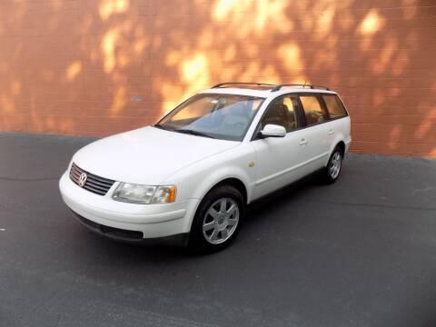 1999 Volkswagen Passat for sale at S.S. Motors LLC in Dallas GA