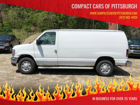 2011 Ford E-Series Cargo for sale at Compact Cars of Pittsburgh in Pittsburgh PA