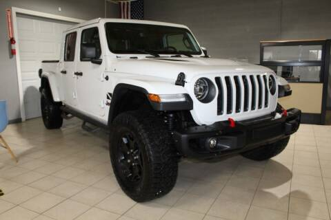 2020 Jeep Gladiator for sale at SHAFER AUTO GROUP in Columbus OH