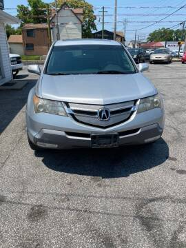 2007 Acura MDX for sale at 410  MOTORCARS in Baltimore MD