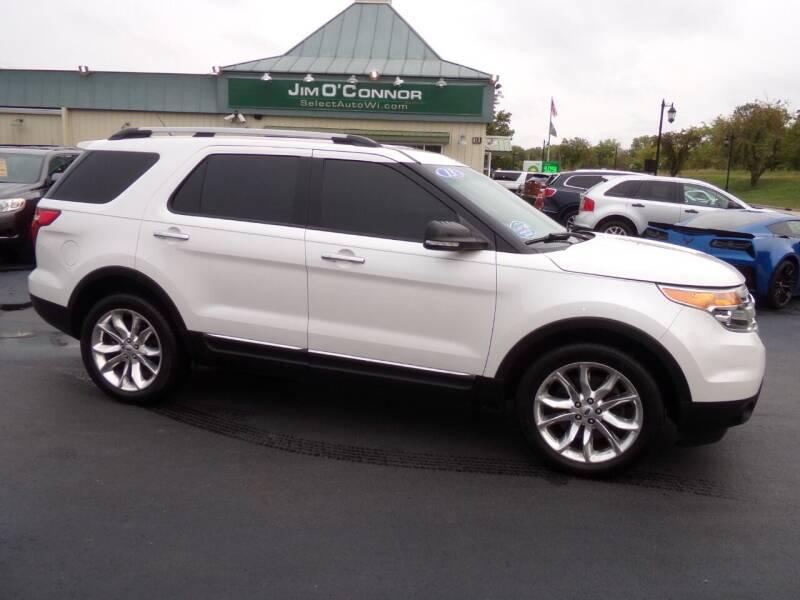 2015 Ford Explorer for sale at Jim O'Connor Select Auto in Oconomowoc WI