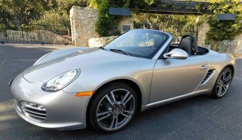 2012 Porsche Boxster for sale at Milpas Motors in Santa Barbara CA