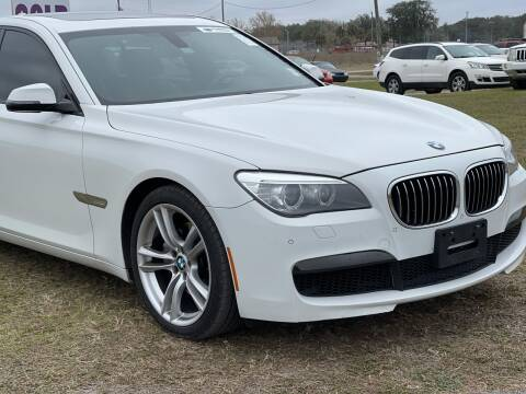 2013 BMW 7 Series for sale at Sheldon Motors in Tampa FL