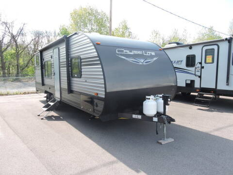 2019 Forest River Salem Cruise Lite Midwest 261B