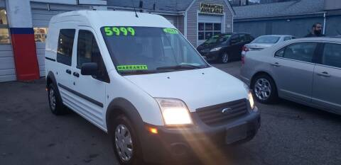 2011 Ford Transit Connect for sale at TC Auto Repair and Sales Inc in Abington MA