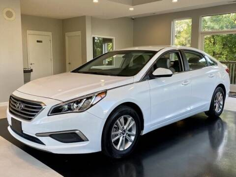2017 Hyundai Sonata for sale at Ron's Automotive in Manchester MD