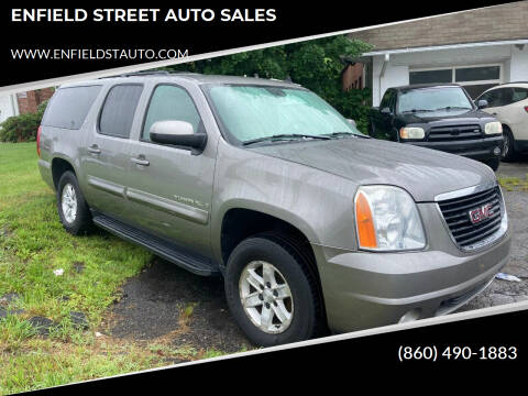 2007 GMC Yukon XL for sale at ENFIELD STREET AUTO SALES in Enfield CT