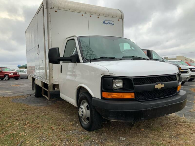 2017 Chevrolet Express Cutaway for sale at Stein Motors Inc in Traverse City MI