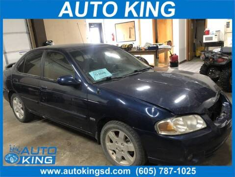 2005 Nissan Sentra for sale at Auto King in Rapid City SD
