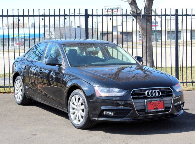 2014 Audi A4 for sale at Avanesyan Motors in Orem UT