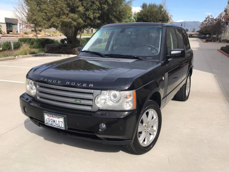 2007 Land Rover Range Rover for sale at IE Dream Motors in Upland CA
