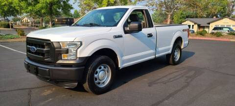 2016 Ford F-150 for sale at Cars R Us in Rocklin CA