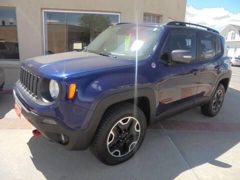 2016 Jeep Renegade for sale at KICK KARS in Scottsbluff NE