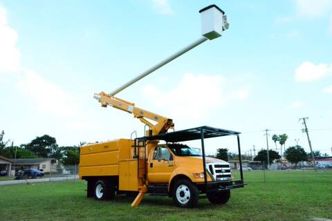 2006 Ford F-650 Super Duty for sale at American Trucks and Equipment in Hollywood FL