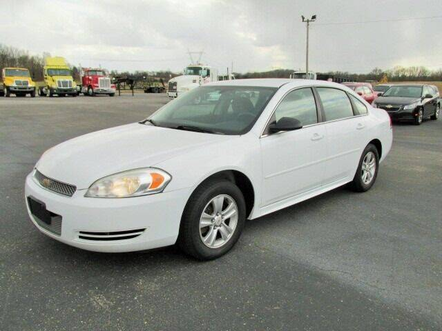 2014 Chevrolet Impala Limited for sale at 412 Motors in Friendship TN