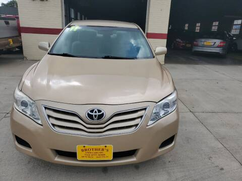 2011 Toyota Camry for sale at Brothers Used Cars Inc in Sioux City IA