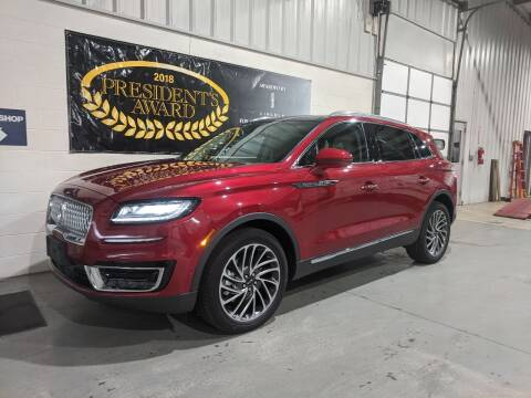2020 Lincoln Nautilus for sale at LIDTKE MOTORS in Beaver Dam WI