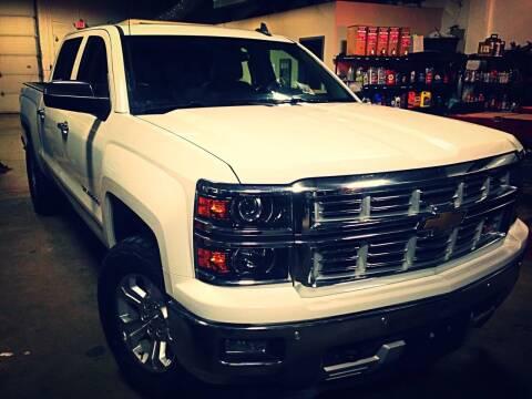 2015 Chevrolet Silverado 1500 for sale at Scott's Automotive in West Allis WI