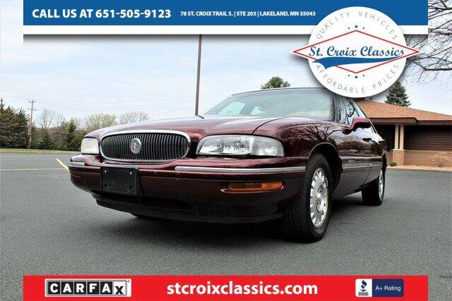 1999 Buick LeSabre for sale at St. Croix Classics in Lakeland MN