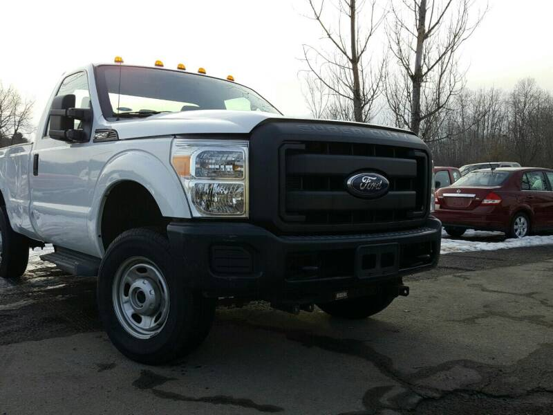 2012 Ford F-250 Super Duty for sale at GLOVECARS.COM LLC in Johnstown NY