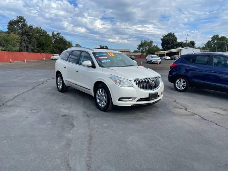 2013 Buick Enclave for sale at Mega Motors Inc. in Stockton CA