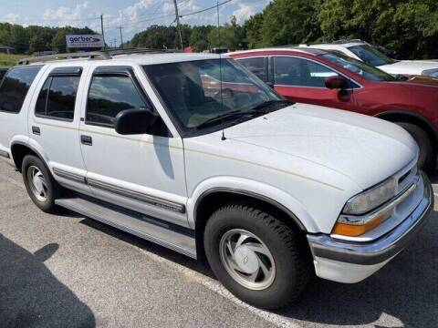 1999 Chevrolet Blazer for sale at CBS Quality Cars in Durham NC