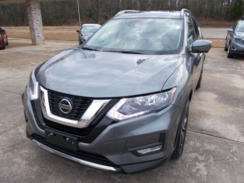 2020 Nissan Rogue for sale at Howell Buick GMC Nissan in Summit MS