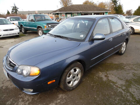 2003 Kia Spectra for sale at Gary's Cars & Trucks in Port Townsend WA