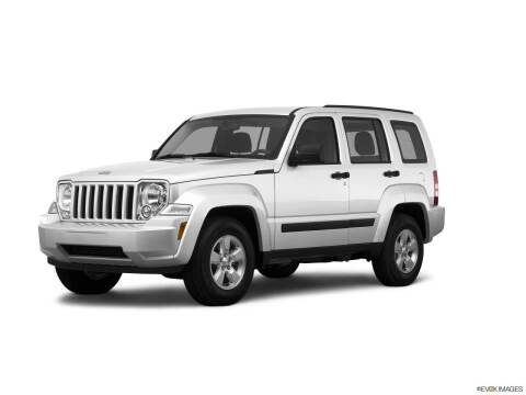 2012 Jeep Liberty for sale at West Motor Company in Preston ID