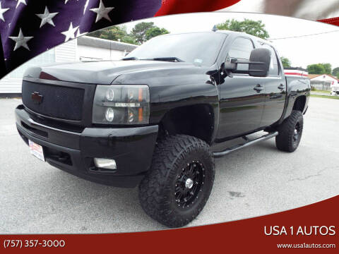 2009 Chevrolet Silverado 1500 for sale at USA 1 Autos in Smithfield VA