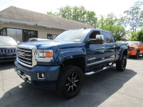 2016 GMC Sierra 2500HD for sale at 2010 Auto Sales in Troy NY