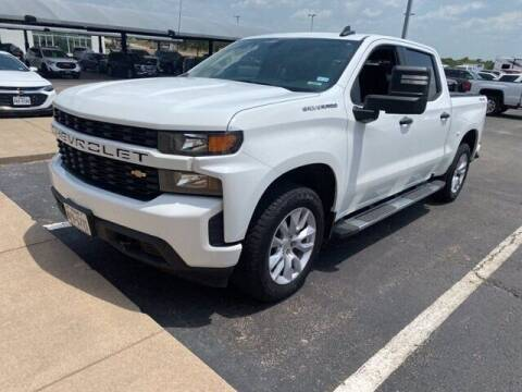 2020 Chevrolet Silverado 1500 for sale at Jerry's Buick GMC in Weatherford TX