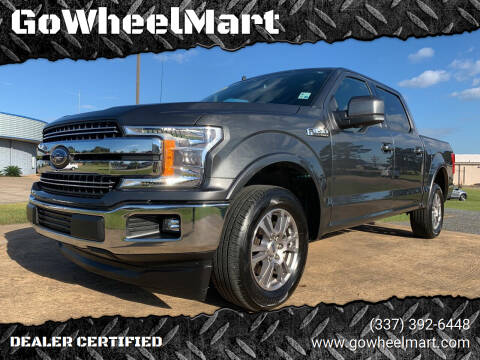 2020 Ford F-150 for sale at GOWHEELMART in Leesville LA
