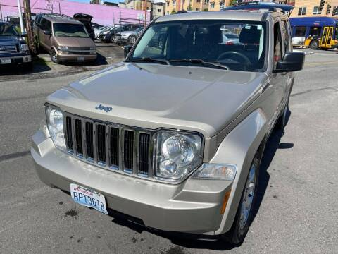 2010 Jeep Liberty for sale at SNS AUTO SALES in Seattle WA