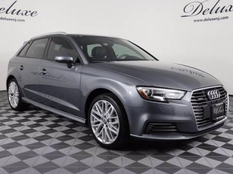 2018 Audi A3 Sportback e-tron for sale at DeluxeNJ.com in Linden NJ