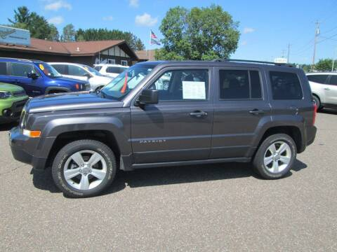 2016 Jeep Patriot for sale at The AUTOHAUS LLC in Tomahawk WI