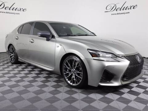 2017 Lexus GS F for sale at DeluxeNJ.com in Linden NJ