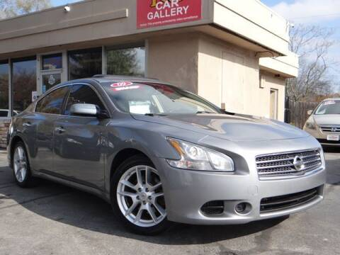 2009 Nissan Maxima for sale at KC Car Gallery in Kansas City KS
